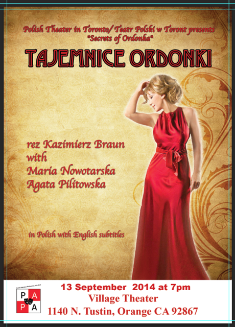 Ordonka front postcard-pl
